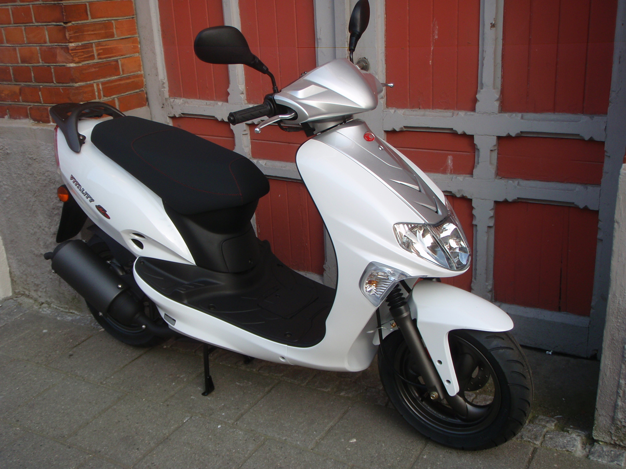 Moped verksted kristiansand